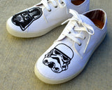 star wars, darth vader, storm trooper, toms