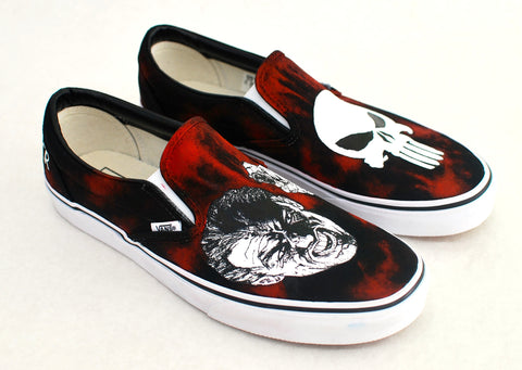 The Punisher Vans