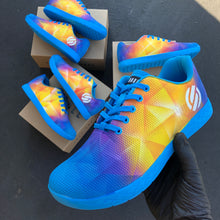 US Men's size 11 White NOBULL Project Trainers - Twilio Prism - Custom Order