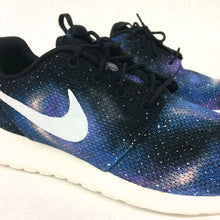 Galaxy Roshe One - Custom Hand Painted Nike Sneakers