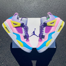 Nike Jordan 4 Easter Colors Theme v.2