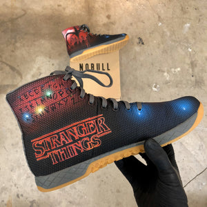 Stranger Things NOBULL High Tops