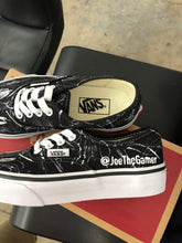 2 pairs of @JoeTheGamer Vans Black Authentic Women's 6.5 & Men's 10.