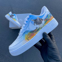 White Nike AF1 low - Womens 8.5 - Custom Order - Invoice 2 of 2