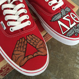 Delta Sigma Theta Shoes