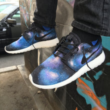 Galaxy Roshe, Custom Painted Galaxy Nike Roshe One Sneakers