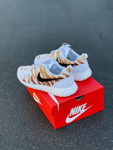 Custom Painted Tiger Nike Roshes