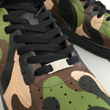 Camo Nike Air Force 1 Mid