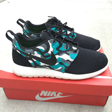 Nike Roshe One, Custom Hand Painted Nike Sneakers, Camo Nike Roshe