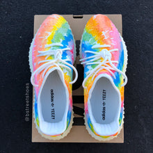 Custom Tie Dye Adidas Yeezys - Limited to 10 Pairs