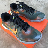 Custom Painted Nike Metcon Boba Fett Theme
