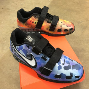 Nike Romaleos - Fire & Ice ***Nike Romaleos 3 Now Shipping***