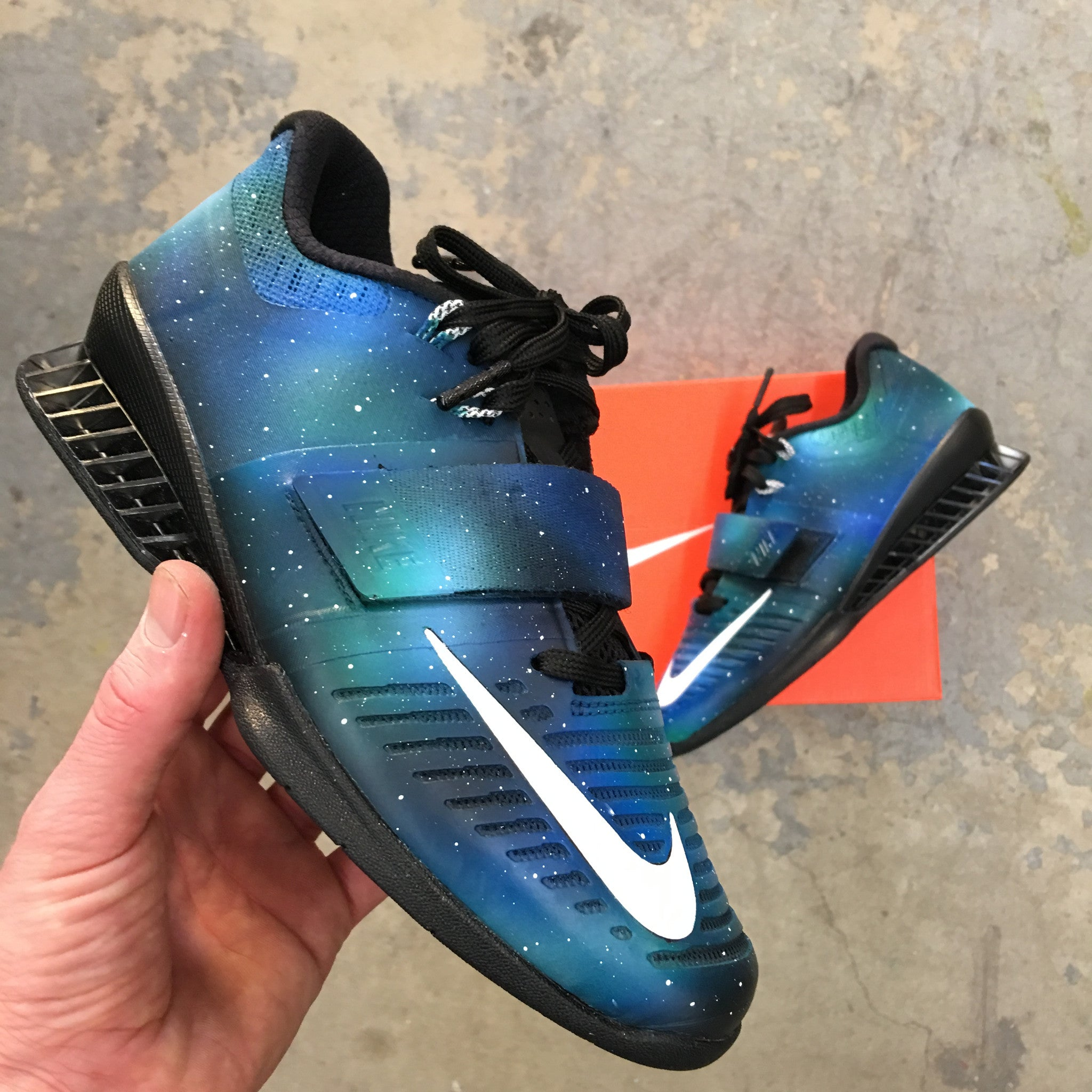 wholesale dealer 022a5 fb028 ... Weightlifting Shoe · Nike Romaleos 3 ...