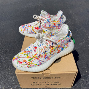 Butter Yeezys - Custom Order - Easter theme -  Invoice 1 of 2