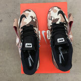 Desert Chocolate Camo Custom Painted Nike Romaleos 3 Weightlifting Shoes