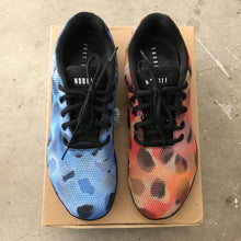 Custom Painted NOBULL Trainers - Fire & Ice