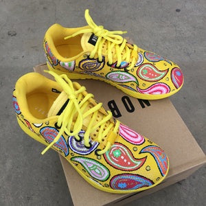 Custom Painted NOBULL Trainers
