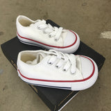 Toddler Optical White Converse Chuck Taylor Low Top - Custom Order