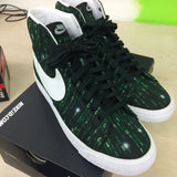 Matrix theme Nike Blazers - Custom hand-painted NikeID