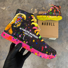 NOBULL HIGH-TOP BLACK IVY TRAINER - Mens 10 - Custom Order - Invoice 2 of 2