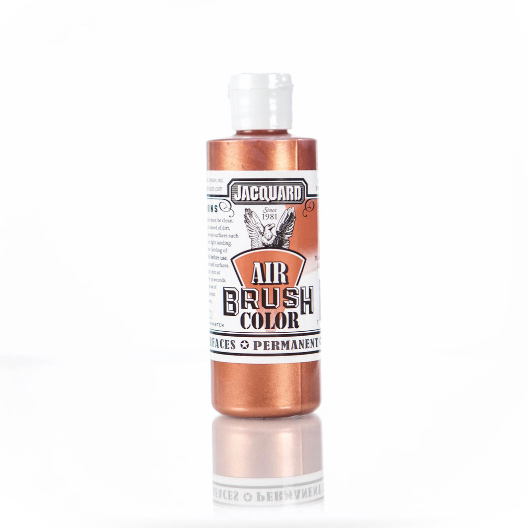 Metallic Copper Jacquard Airbrush Paint