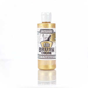 Metallic True Gold Jacquard Airbrush Paint