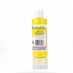 Metallic Yellow Jacquard Airbrush Paint