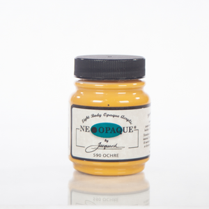Gold Yellow Jacquard Neopaque Acrylic Paint