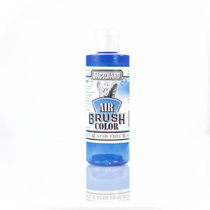 Opaque Blue Jacquard Airbrush Paint