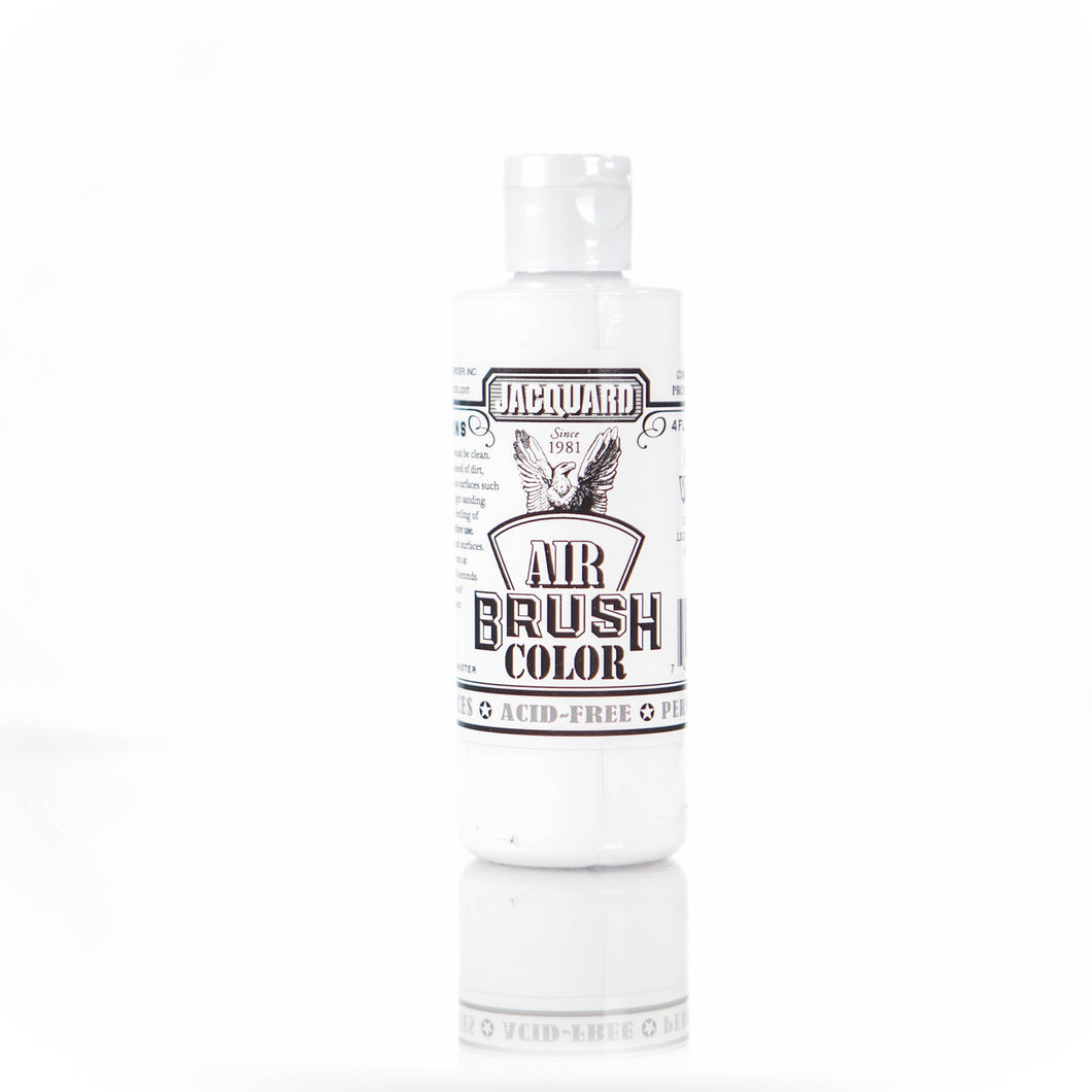 Opaque White Jacquard Airbrush Paint