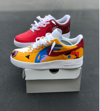 Custom Hand Painted Mac Miller Air Force 1's - Limited Number