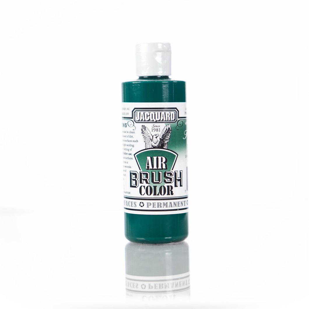 Transparent Green Jacquard Airbrush Paint