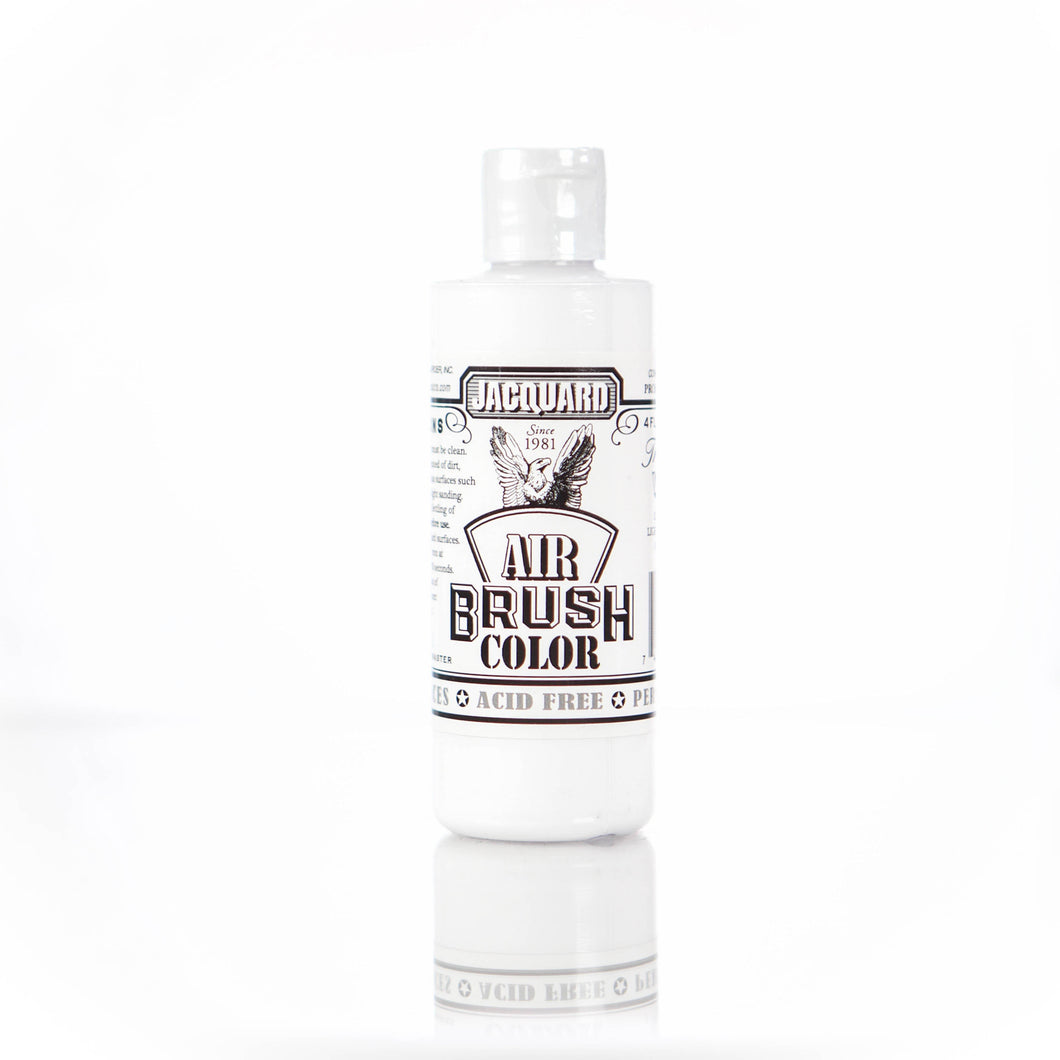 Transparent White Jacquard Airbrush Paint