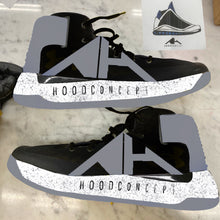 Under Armour Basketball Shoes - Custom Order - Invoice 1 of 2