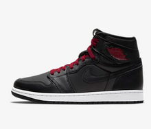 Black Jordan 1 highs - custom order - invoice 1 of 2
