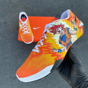 Dragon Ball Z Orange Goku Nike Metcons