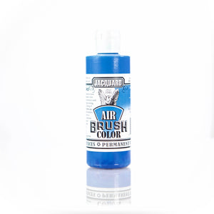 Fluorescent Blue Jacquard Airbrush Paint