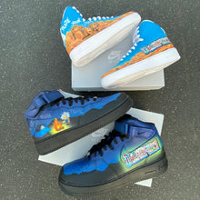 Nike AF1 - Dreamforce Customs for Carolyn Bathauer - Custom Order