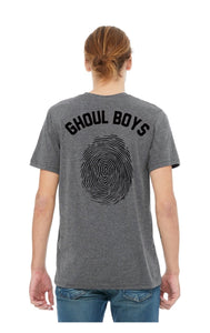 Ghoul Boys Gray Jersey