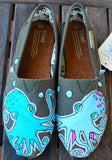 Octopus in Love TOMS shoes