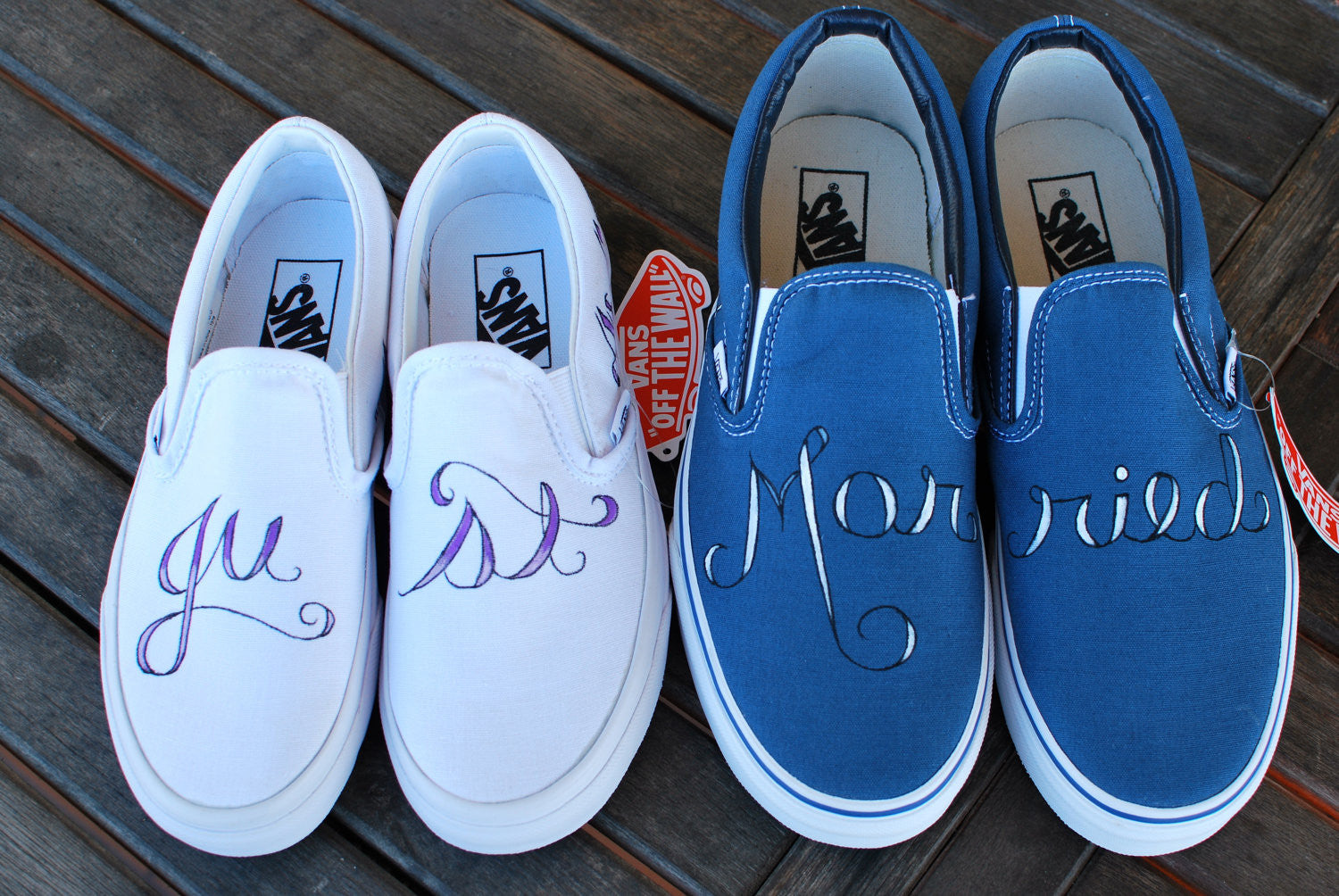 wedding vans shoes