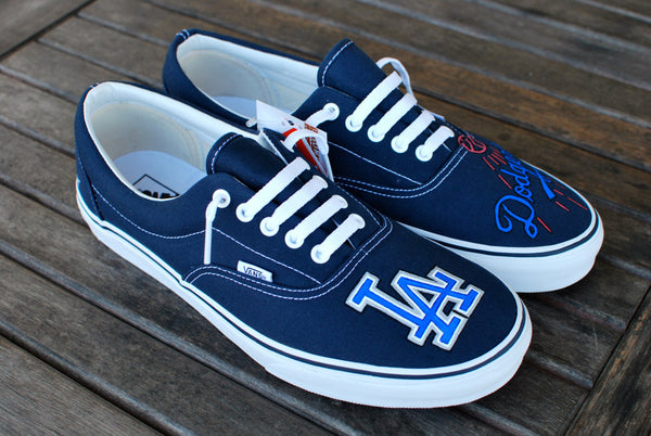 LA Dodgers Vans shoes