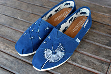 Dandelion Navy Canvas TOMS