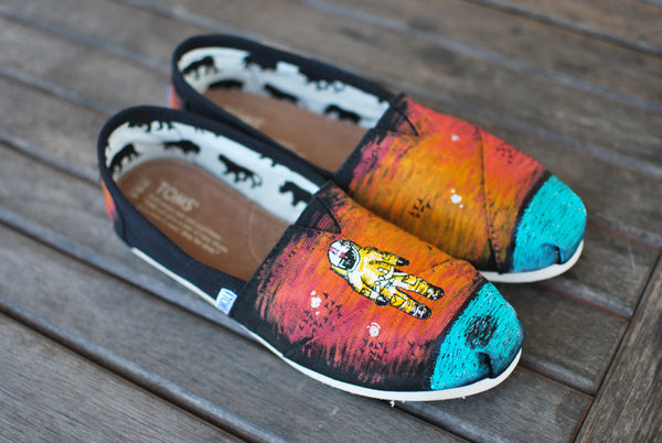 Deja Entendu TOMS - B Street Shoes