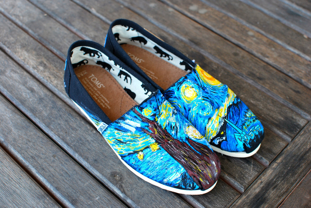 Starry Night TOMS