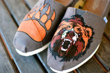 University of Montana Grizzlies Toms - Customizable