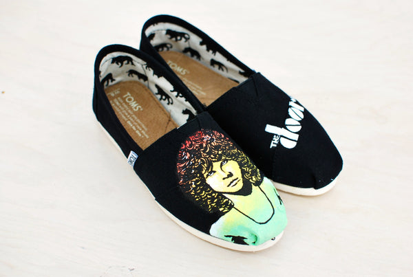Jim Morrison Toms - The Doors