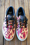 Burned skin Freddy Krueger Nike SB Stefan Janoski - B Street Shoes