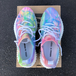 Pastel Prism Adidas Yeezy Boost 350 V2