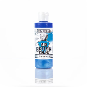 Metallic Blue Jacquard Airbrush Paint